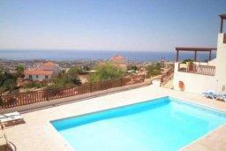 Бассейн. Кипр, Пейя : Студия с балконом и видом на море, в комплексе с бассейном