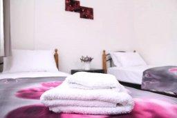 Спальня 2. Кипр, Пейя : Апартамент в комплексе с бассейном, с гостиной, двумя спальнями и балконом с видом на море