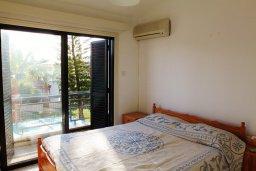 Спальня. Кипр, Декелия - Ороклини : Мезонет в 100 метрах от пляжа с гостиной, двумя спальнями и террасой