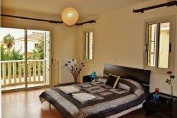 Спальня 2. Кипр, Декелия - Ороклини : Прекрасная вилла в 50 метрах от пляжа с бассейном и двориком с барбекю, 4 спальни,  3 ванные комнаты, парковка, Wi-Fi