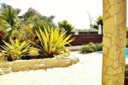 Территория. Кипр, Марони : Прекрасная вилла с бассейном и зеленым двориком, 3 спальни, парковка, Wi-Fi