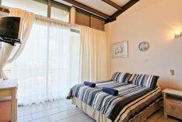 Спальня 3. Кипр, Лачи : Современная и просторная вилла с панорамным видом на море, с 3-ми спальнями, бассейном, фантастической террасой с lounge-зоной и барбекю