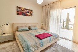 Спальня. Кипр, Корал Бэй : Прекрасная вилла с бассейном и двориком с барбекю, 3 спальни, 2 ванные комнаты, парковка, Wi-Fi