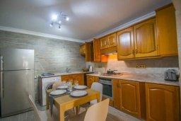 Кухня. Кипр, Центр Айя Напы : Апартамент с гостиной, двумя спальнями и террасой