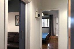 Коридор. Кипр, Ларнака город : Апартамент с гостиной, тремя спальнями и террасой