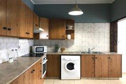 Кухня. Кипр, Ларнака город : Апартамент с гостиной, тремя спальнями и террасой
