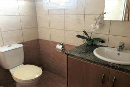 Ванная комната 2. Кипр, Паралимни : Двухэтажный таунхаус в комплексе с бассейном, 3 спальни, 2 ванные комнаты, парковка, Wi-Fi