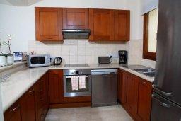 Кухня. Кипр, Афродита Хиллз : Прекрасная вилла с бассейном и зеленым двориком, 2 спальни, парковка, Wi-Fi