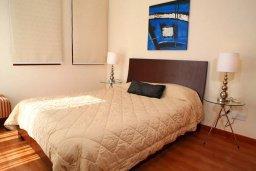 Спальня. Кипр, Афродита Хиллз : Прекрасная вилла с бассейном и зеленым двориком, 2 спальни, парковка, Wi-Fi