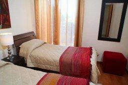 Спальня 2. Кипр, Афродита Хиллз : Прекрасная вилла с бассейном и зеленым двориком, 2 спальни, парковка, Wi-Fi