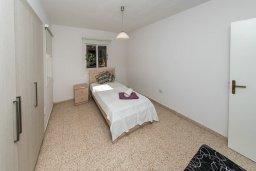 Спальня 3. Кипр, Пернера : Прекрасная вилла с двориком с барбекю, 3 спальни, парковка, Wi-Fi
