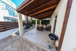 Терраса. Кипр, Пернера : Прекрасная вилла с двориком с барбекю, 3 спальни, парковка, Wi-Fi
