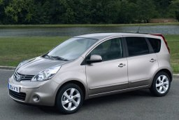 Nissan Note Cat.D 1.5 автомат : Кипр