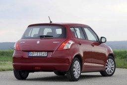 Suzuki Swift  автомат : Кипр
