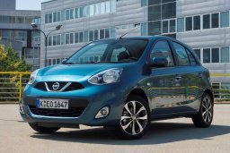 Nissan Micra  автомат : Кипр