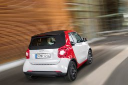 Smart ForTwo Cabrio  автомат : Кипр
