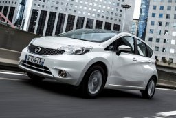 Nissan Note  автомат : Кипр