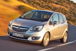 Opel Meriva  автомат : Кипр
