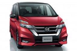 Nissan Serena  автомат : Кипр