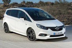 Opel Zafira  автомат : Кипр