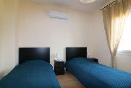 Спальня 2. Кипр, Гермасойя Лимассол : Апартамент в 30 метров до пляжа, большая гостиная, 2 спальни, балкон с видом на море