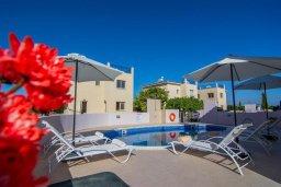 Бассейн. Кипр, Полис город : Потрясающая вилла с бассейном и двориком с барбекю, 3 спальни, 3 ванные комнаты, парковка, Wi-Fi