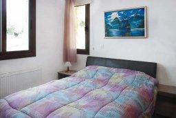 Спальня. Кипр, Помос : Прекрасная вилла с бассейном и видом на море, 4 спальни, 5 ванных комнат, парковка, Wi-Fi