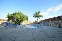 Бассейн. Кипр, Пейя : Прекрасная вилла с бассейном и двориком с барбекю, 4 спальни, 4 ванные комнаты, парковка, Wi-Fi