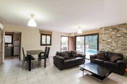Гостиная. Кипр, Писсури : Прекрасная вилла с бассейном и двориком с барбекю, 5 спален, 7 ванных комнат, парковка, Wi-Fi