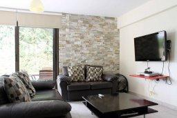 Гостиная. Кипр, Писсури : Прекрасная вилла с бассейном и двориком с барбекю, 5 спален, 5 ванных комнат, парковка, Wi-Fi
