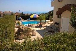 Территория. Кипр, Писсури : Прекрасная вилла с бассейном и двориком с барбекю, 2 спальни, 2 ванные комнаты, парковка, Wi-Fi