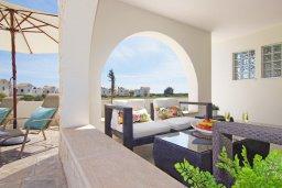 Патио. Кипр, Ионион - Айя Текла : Удивительная вилла с 3-мя спальнями, 2-мя ванными комнатами, с бассейном и приватным двориком, расположена в тихом и спокойном месте