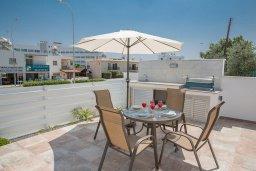 Терраса. Кипр, Каво Марис Протарас : Апартамент с гостиной, двумя спальнями и террасой
