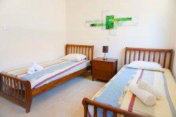 Спальня 2. Кипр, Св. Рафаэль Лимассол : Прекрасная вилла в 100 метрах от пляжа в комплексе с бассейном, 2 спальни, терраса, Wi-Fi