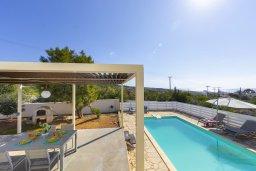 Территория. Кипр, Аммос - Лимнария Бич : Потрясающая вилла с великолепным видом на море, с 3-мя спальнями, бассейном, уютным двориком и каменной печью, расположена около пляжа Ammos Tou Kampouri Beach