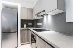 Кухня. Кипр, Центр Айя Напы : Шикарный пентхаус с 3-мя спальнями, с балконом, расположен в современном комплексе с бассейном в центре Ayia Napa