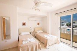 Спальня 2. Кипр, Центр Айя Напы : Очаровательная вилла с 2-мя спальнями, приватным двориком с патио и барбекю, расположена в 500м от песчаного пляжа Nissi Beach