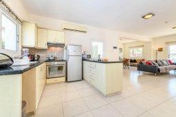 Кухня. Кипр, Коннос Бэй : Прекрасная вилла с видом на Средиземное море, с 3-мя спальнями, с бассейном, расположена недалеко от пляжа Mimosa Beach