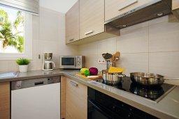 Кухня. Кипр, Пернера Тринити : Очаровательная вилла с 3-мя спальнями, с бассейном, тенистой террасой с патио и каменным барбекю, расположена недалеко от пляжа Sirena Bay beach