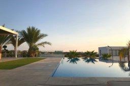 Бассейн. Кипр, Св.Георг : Шикарная вилла с панорамным видом на Средиземное море, с 4-мя спальнями, с пейзажным бассейном, тенистой террасой с патио и традиционным кипрским барбекю, расположена недалеко от пляжа White River Beach