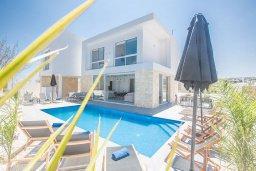 Кипр, Санрайз Протарас : Современная вилла с видом на Средиземное море, с 4-мя спальнями, с бассейном, солнечной террасой с патио и барбекю, расположена недалеко от пляжа Sunrise Beach