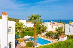 Территория. Кипр, Нео Хорио : Вилла с видом на море, с 3-мя спальнями, с бассейном, тенистой террасой с патио и барбекю, расположена недалеко от пляжа Neo Chorio 2 Beach
