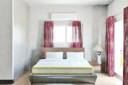 Спальня 2. Кипр, Нисси Бич : Современная стильная двухэтажная вилла с 4-мя спальнями, с барбекю и большим бассейном
