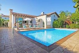 Фасад дома. Кипр, Ионион - Айя Текла : Очаровательная вилла с двумя спальнями, с прекрасным бассейном и ухоженным садом