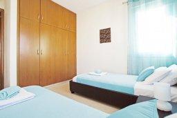 Спальня 2. Кипр, Каво Марис Протарас : Прекрасная двухэтажная вилла с 3-мя спальнями, с открытым бассейном и настольным теннисом и уютным патио
