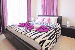 Спальня. Кипр, Каво Марис Протарас : Прекрасная двухэтажная вилла с 3-мя спальнями, с открытым бассейном и настольным теннисом и уютным патио