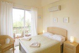 Спальня 3. Кипр, Каво Марис Протарас : Просторная оборудованная трехэтажная вилла с 4-мя спальнями, с бассейном и барбекю