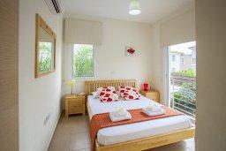 Спальня 2. Кипр, Фиг Три Бэй Протарас : Уютная двухэтажная вилла с 3 спальнями недалеко от моря, с плавательным бассейном в окружении зеленого сада