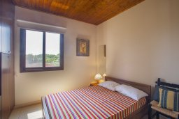 Спальня 2. Кипр, Коннос Бэй : Прекрасная вилла с 3-мя спальнями, с частным открытым бассейном, большой территорией с зеленым садом, барбекю и традиционной глиняной печью