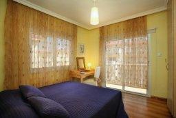 Спальня. Кипр, Нисси Бич : Красивая вилла с 2-мя спальням, с большим частным бассейном, традиционной глиняной печью и частной парковкой